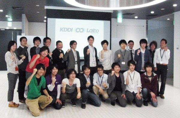 KDDI ∞ Labo、「仮想学級で友達作り」「デートSNS」など第4期チームが ...