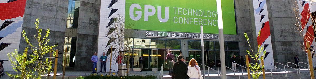 GTC 2015(GPU国際技術カンファレンス)