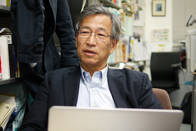 瀬戸洋一 産業技術大学院大学教授