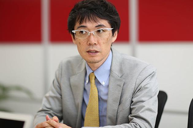情報通信総合研究所上席主任研究員 岸田重行氏