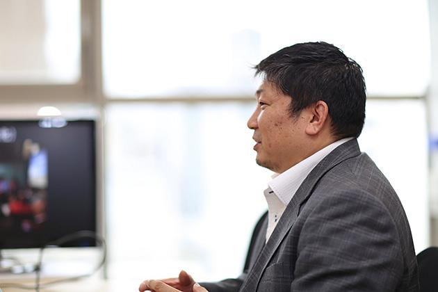 プロセラネットワークスジャパン代表 菅野真一