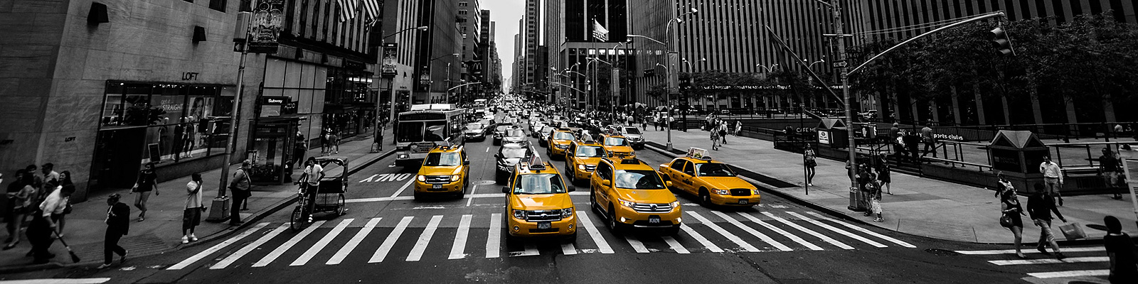 NYC / Yellow Cabs