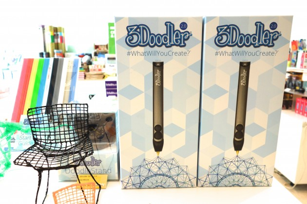 3Doodler2.0 本体価格14,904円(税込)