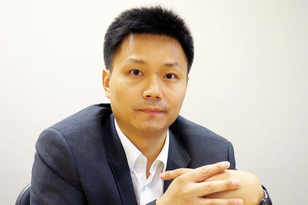 ノキアでTD-LTE部門を担当するバイスプレジデントのAidy Zhang(章旗)氏