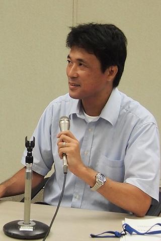 小泉雄介氏