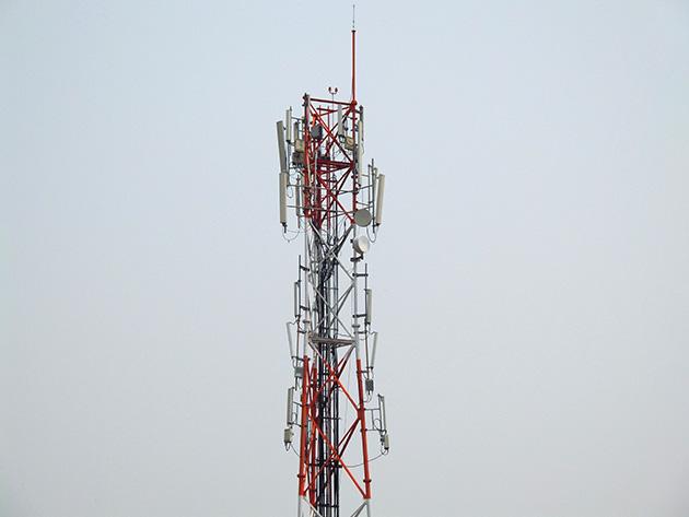 Star Telecomの基地局。