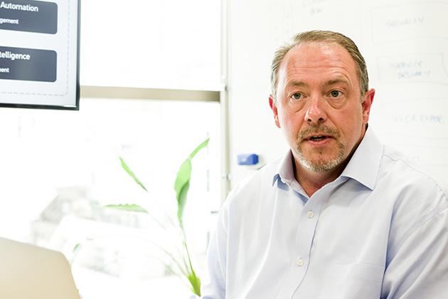 プロセラネットワークス Business Development担当ヴァイスプレジデントのマイケル・ケイ(Michael Kay)