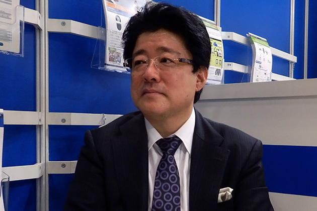 IP500 Alliance日本支部プレジデント 豊崎 禎久氏