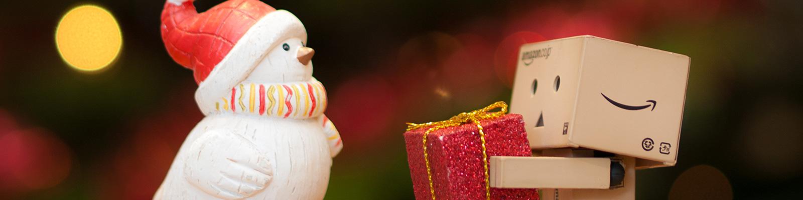 Amazon クリスマス