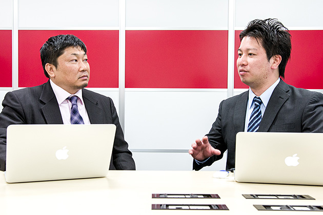 レンジャーシステムズ代表取締役 相原 淳嗣氏/菅野真一