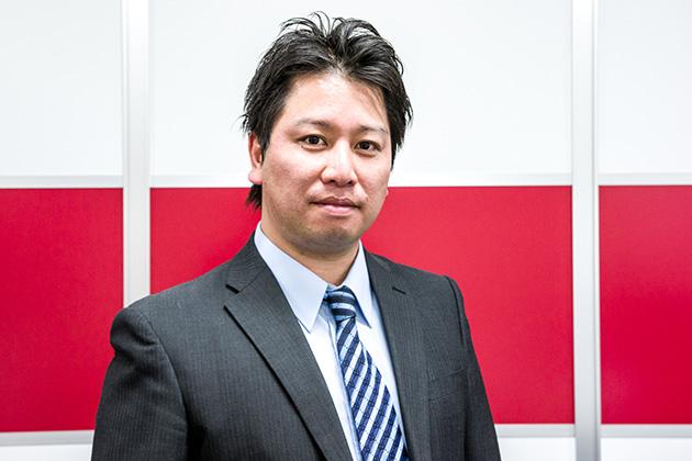 レンジャーシステムズ代表取締役 相原 淳嗣氏