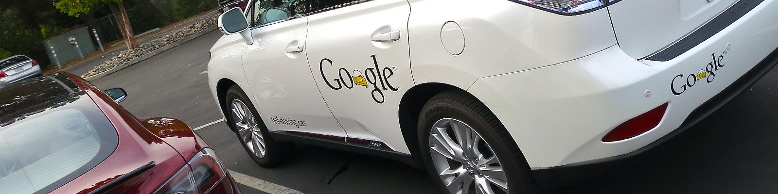 グーグル 自動車