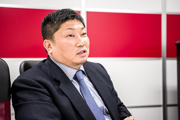 プロセラネットワークス ジャパン代表 菅野真一