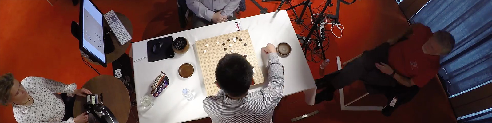 Google DeepMind: Ground-breaking AlphaGo masters the game of Go