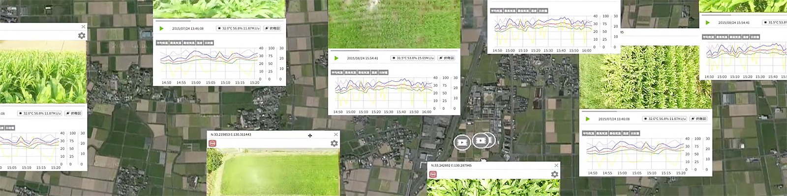 佐賀大学農学部×佐賀県生産振興部×オプティムの連携による、IT農業の取り組み