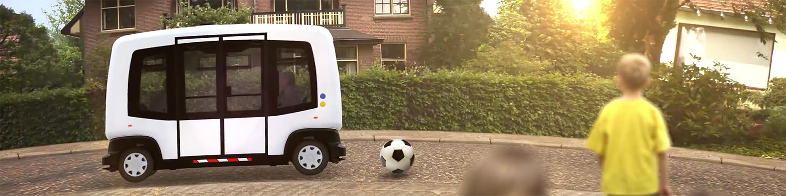 WEpods - Self driving vehicles in The Netherlands(YOUNGWISE)