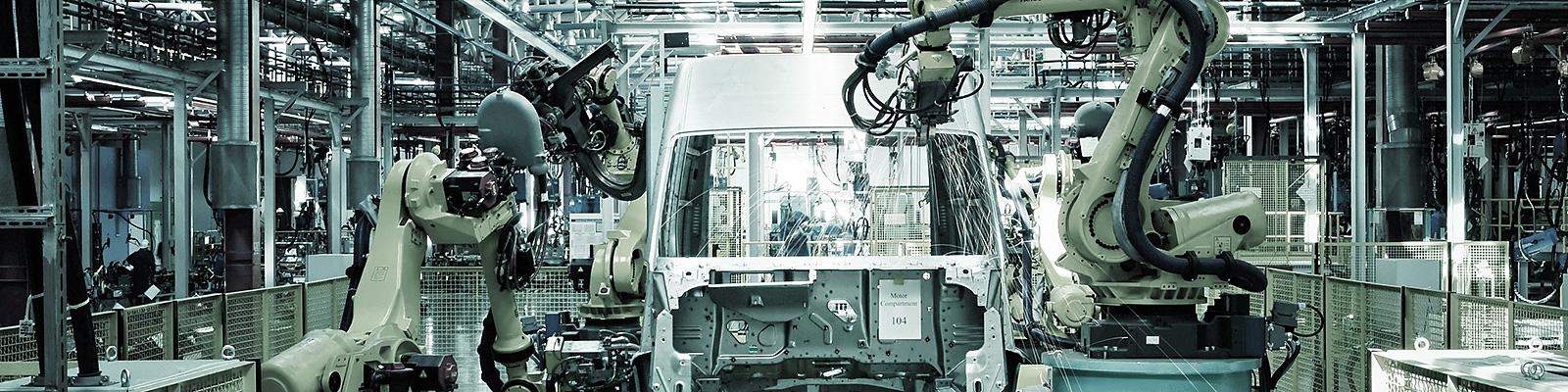産業 ロボット