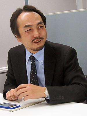 ソフトバンク株式会社 ITサービス開発本部・サービス推進統括部新規事業準備室室長の永瀬淳氏