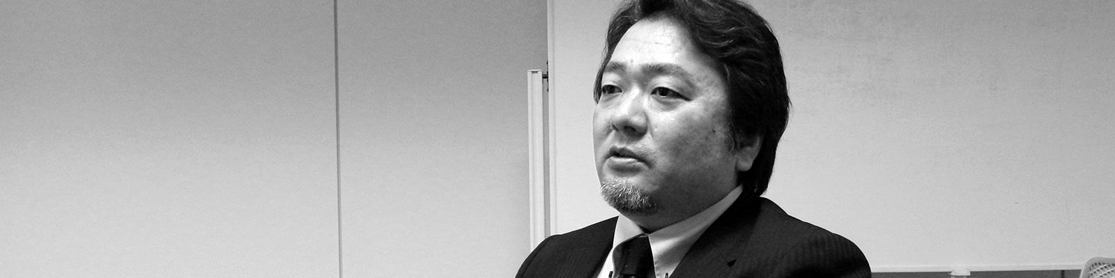 株式会社ウフル IoT事業推進部長 杉山恒司氏