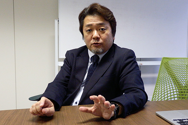 株式会社ウフル IoT推進事業部長 杉山恒司氏