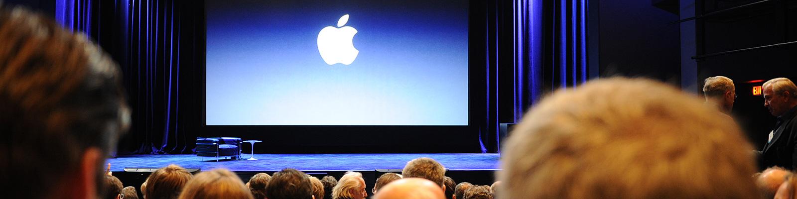 アップル イベント