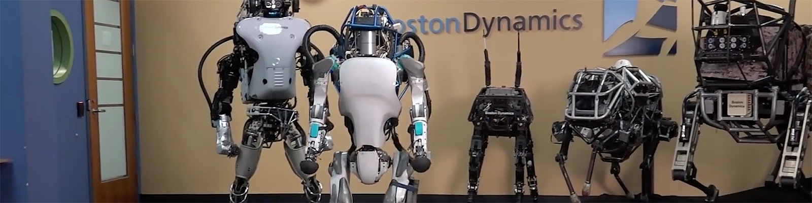 Atlas, The Next Generation(Boston Dynamics)