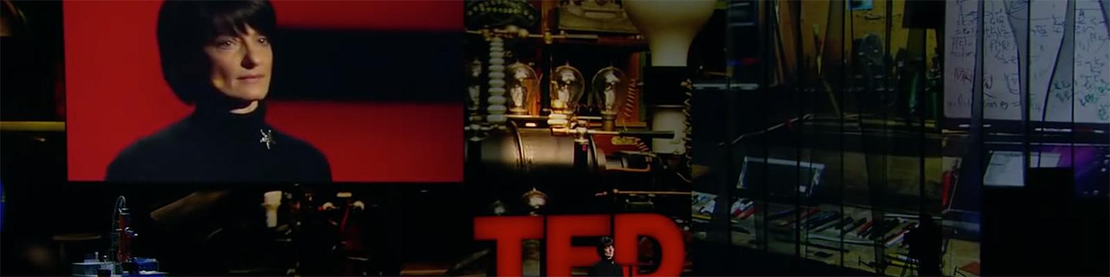 レギーナ・ドゥーガン 「マッハ20のグライダーからハチドリロボットまで」(TED)