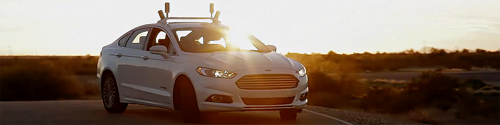 Project Nightonomy: Autonomous Vehicle Testing in the Dark | Ford Fusion | Ford(Ford)