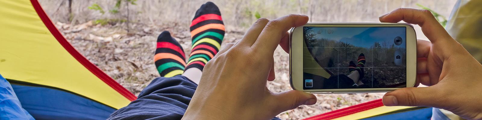 携帯電話 カメラ