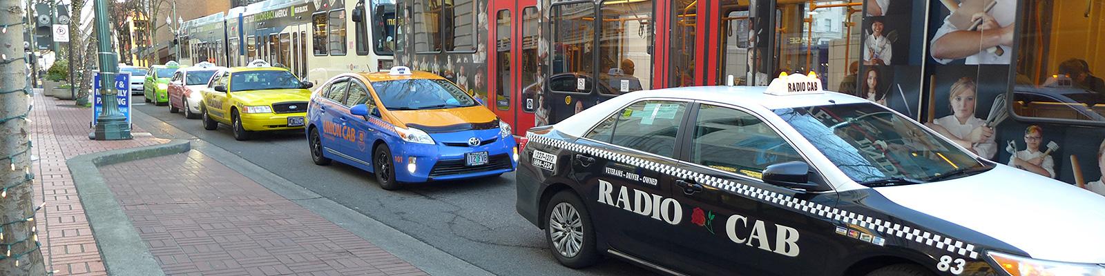 トヨタ タクシー
