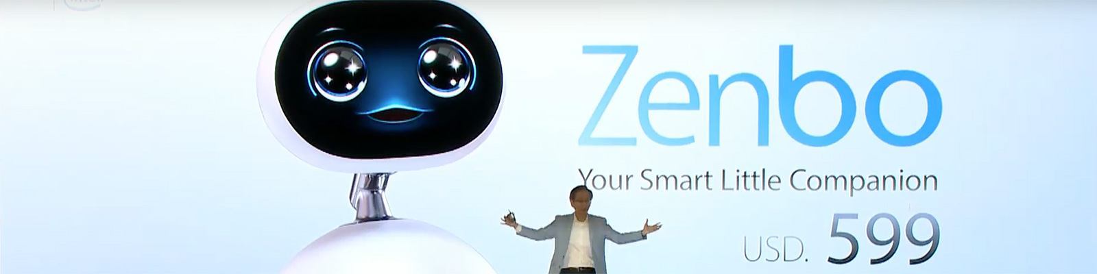 Zenbo Press Event Highlight | ASUS(ASUS)