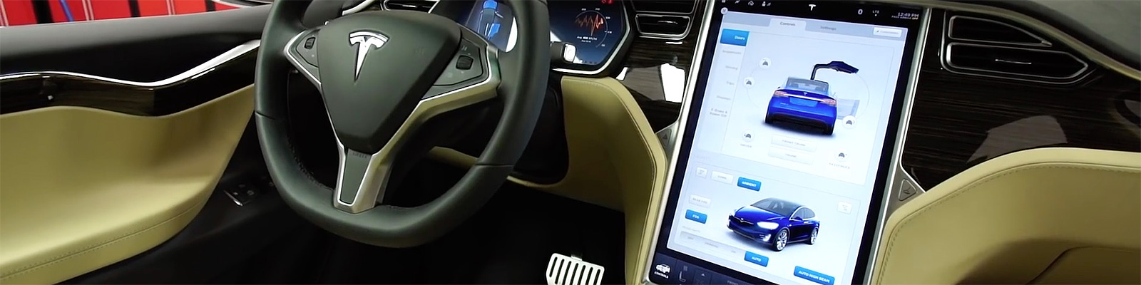 2016 Tesla Model X Quick Drive | Consumer Reports(Consumer Reports)