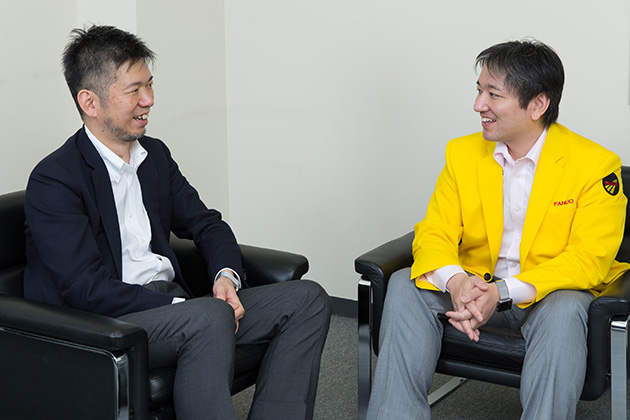 ファナック株式会社 ロボット事業本部長 稲葉清典氏 【聞き手】山平 哲也