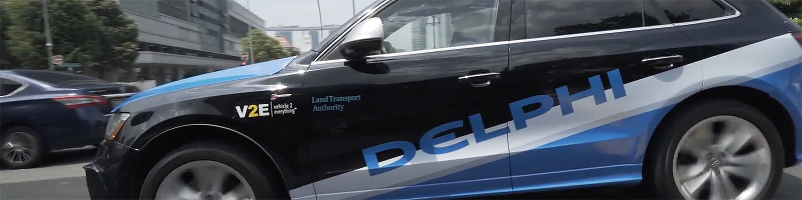 Delphi Announces Singapore Automated Pilot Test(Delphi Auto)