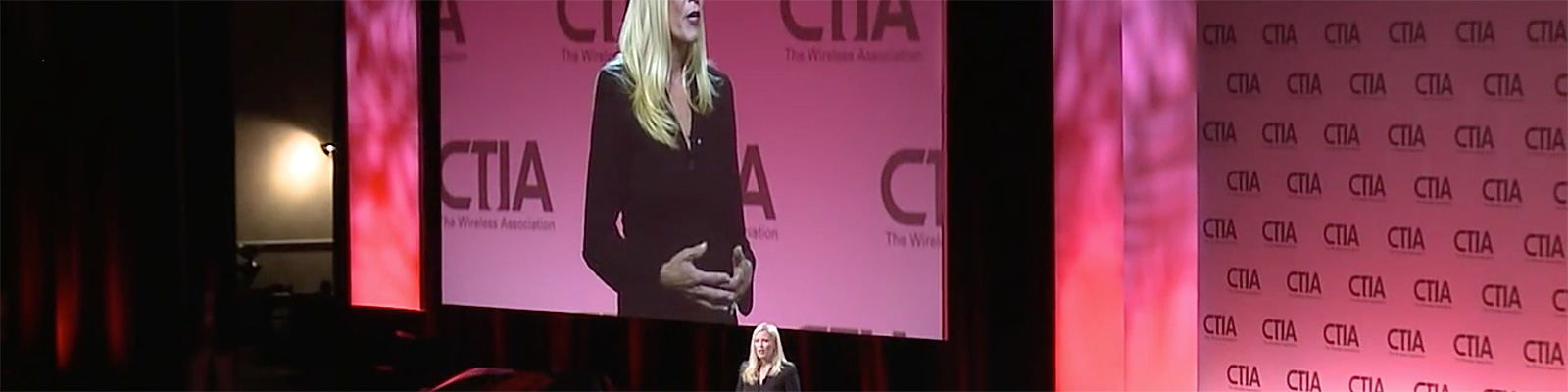 Full Keynote: Verizon Marni Walden with Dreamworks Jeffrey Katzenberg and VivaKI David Penski(CTIA)