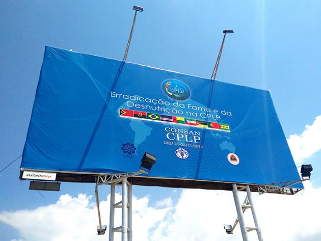 ディリでCPLP加盟国の会合が実施されたことを案内していた。