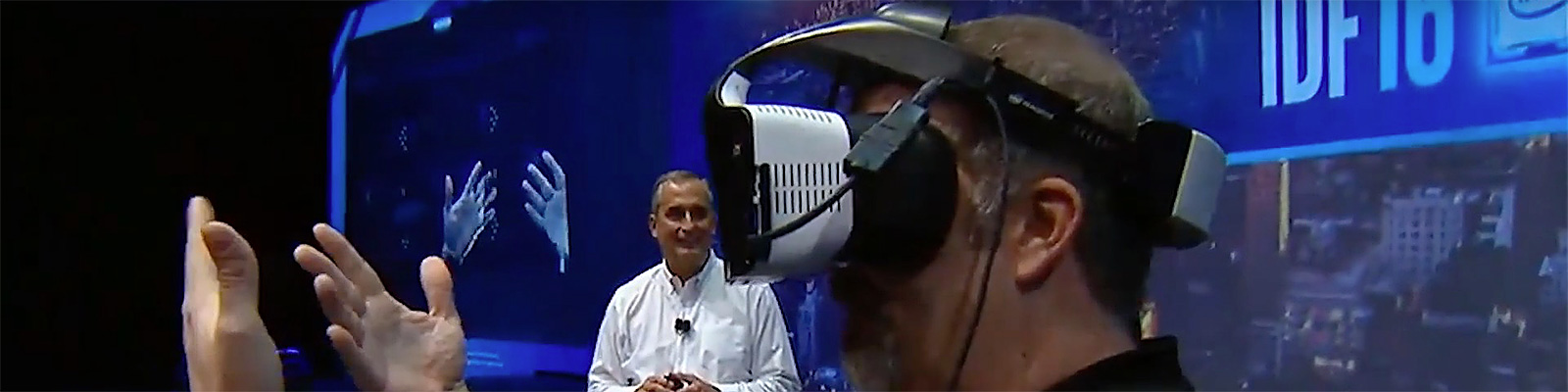 Intel announces untethered VR with Project Alloy(CNET)