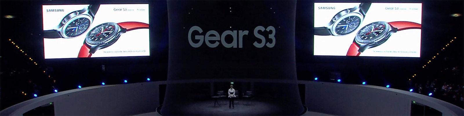 Samsung Gear S3 Live Stream (Official Replay)(Samsung Mobile)