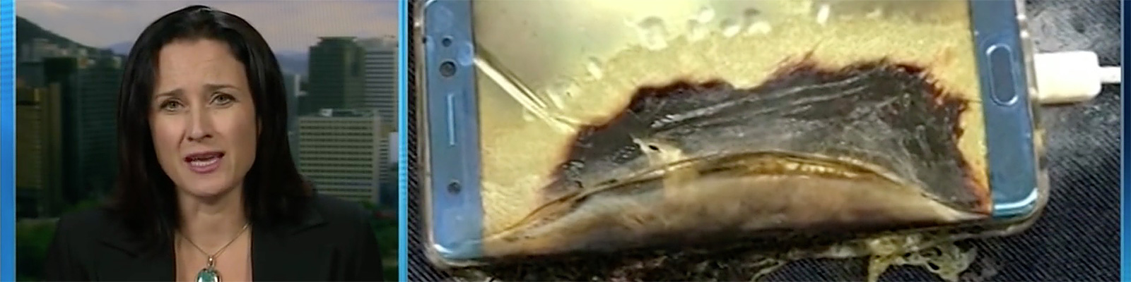 Samsung issues safety recall for Galaxy Note 7(CNN)