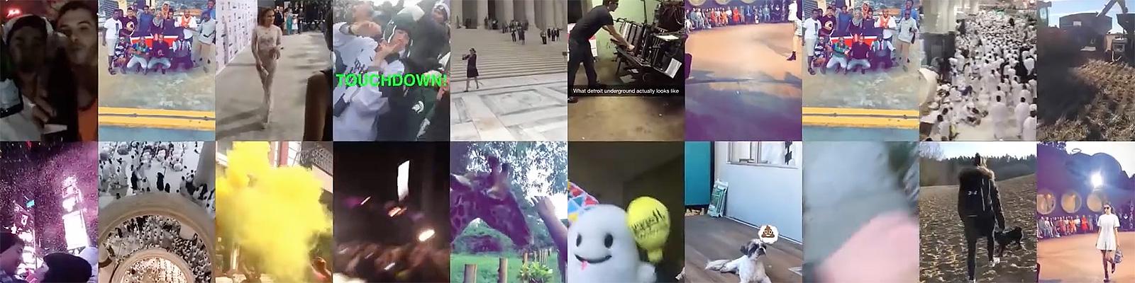 Intro to Snapchat(Snapchat)