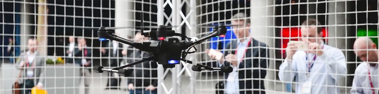 AT&T + Intel = The World's First LTE Connected Drone(AT&T Enterprise)