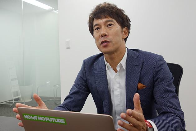 レンジャーシステムズ 執行役員 木村秀一氏