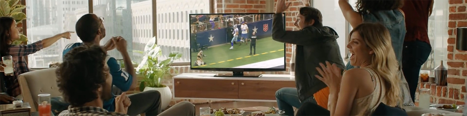 NFLSUNDAYTICKET.TV Now You Can TV Commercial(DIRECTV)