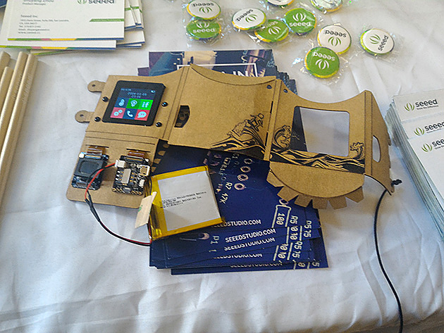 Seeedが販売するRePhone。誰でも携帯電話が作れるオープンソースキット