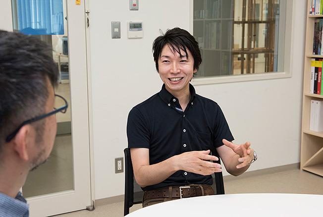 千葉工業大学 先進工学部 知能メディア工学科 教授 安藤昌也氏