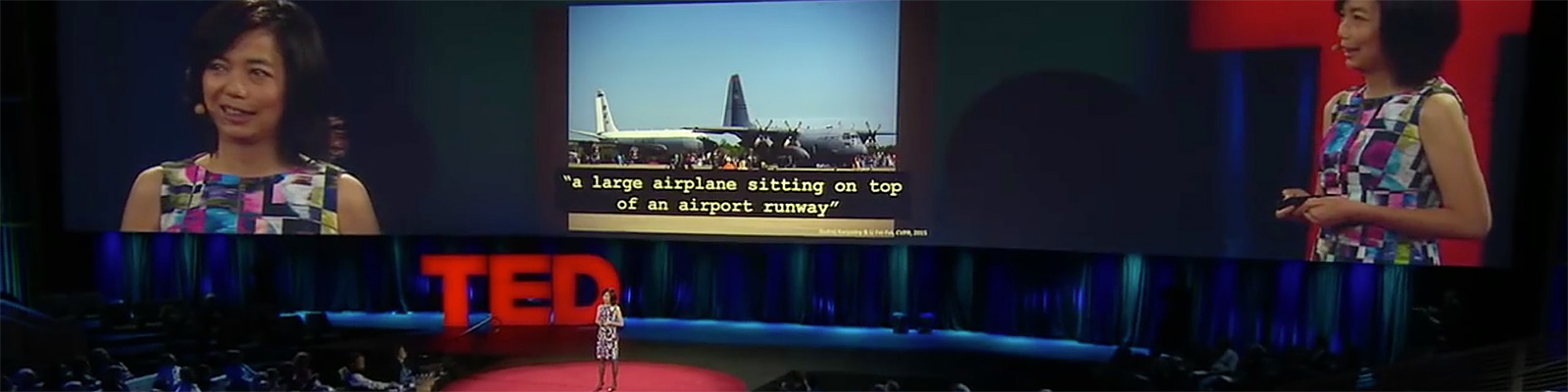 How we teach computers to understand pictures | Fei Fei Li(TED)