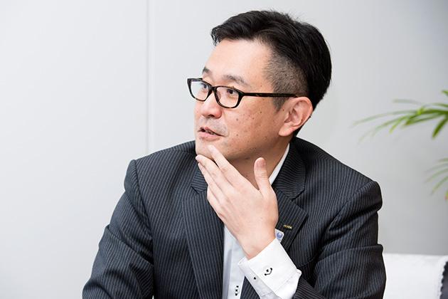 ALSOK綜合警備保障株式会社 商品サービス企画部次長 干場久仁雄氏