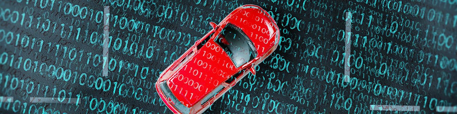 自動運転車 プログラム イメージ