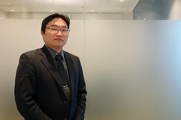 ウイングアーク1st 執行役員 島澤 甲氏