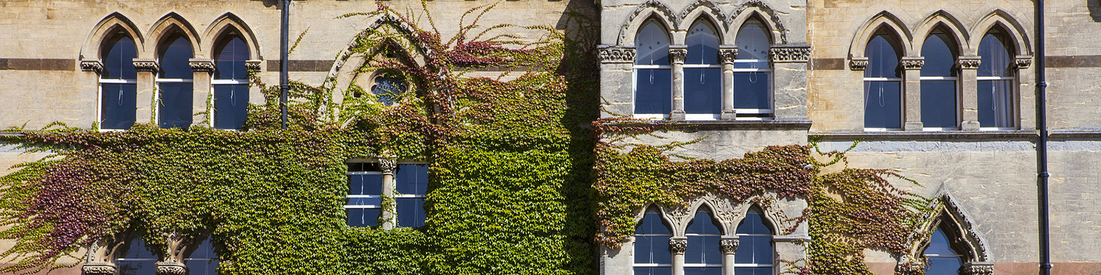 The Meadow Building at Christ Church College in Oxford